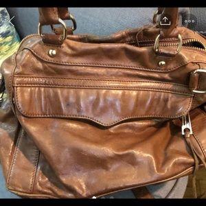 Rebecca Minkoff Brown Handbag